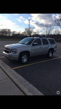 2007 Chevrolet Tahoe for sale at Simon's Auto Sales in Detroit MI