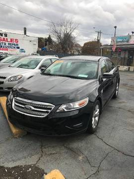 2010 Ford Taurus for sale at Simon's Auto Sales in Detroit MI