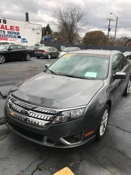 2010 Ford Fusion for sale at Simon's Auto Sales in Detroit MI