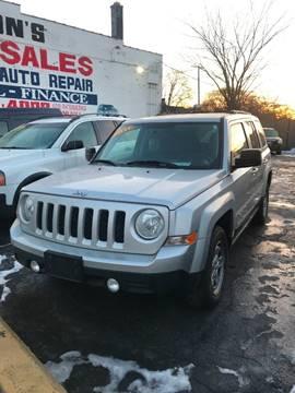 2011 Jeep Patriot for sale at Simon's Auto Sales in Detroit MI