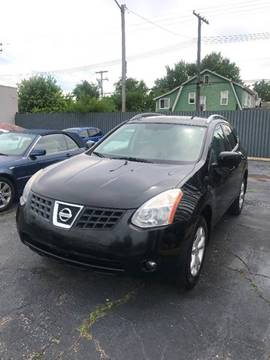 2008 Nissan Rogue for sale at Simon's Auto Sales in Detroit MI