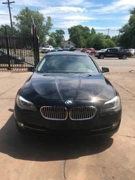 2011 BMW 5 Series for sale at Simon's Auto Sales in Detroit MI