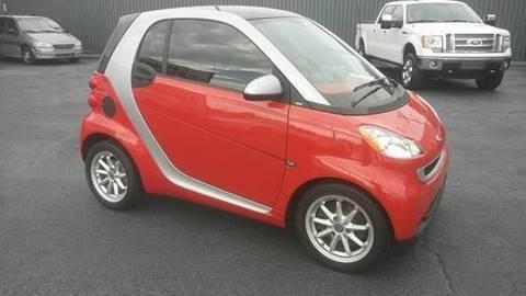 2008 Smart fortwo for sale at Simon's Auto Sales in Detroit MI