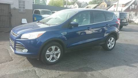 2013 Ford Escape for sale at Simon's Auto Sales in Detroit MI