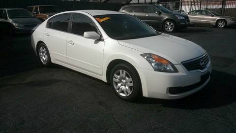 2009 Nissan Altima for sale at Simon's Auto Sales in Detroit MI
