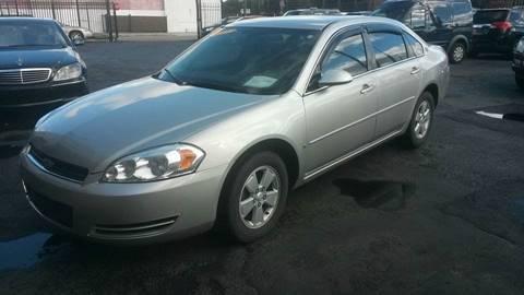 2008 Chevrolet Impala for sale at Simon's Auto Sales in Detroit MI