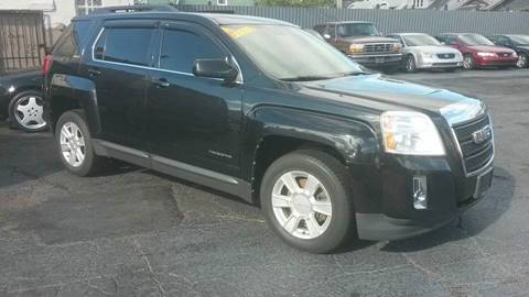 2010 GMC Terrain for sale at Simon's Auto Sales in Detroit MI