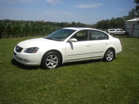 2005 Nissan Altima for sale in Denton, NE