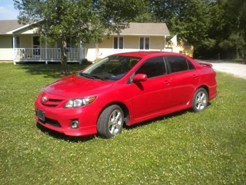2013 Toyota Corolla for sale in Denton, NE