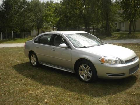 2012 Chevrolet Impala for sale in Denton, NE