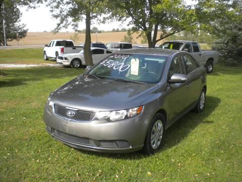 2010 Kia Forte for sale in Denton, NE