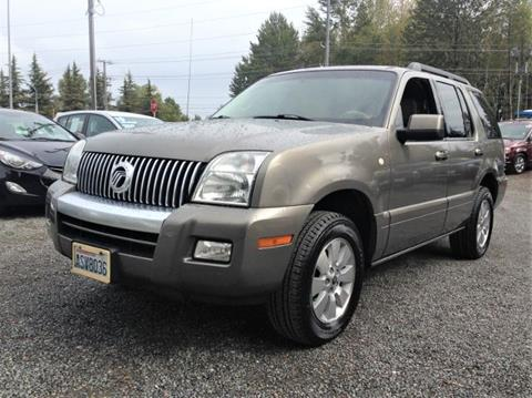 2006 Mercury Mountaineer for sale in Bothell, WA
