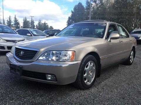 2000 Acura RL for sale in Bothell, WA