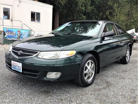 2001 Toyota Camry Solara for sale in Bothell, WA