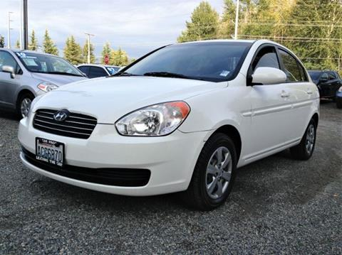 2009 Hyundai Accent for sale in Bothell, WA