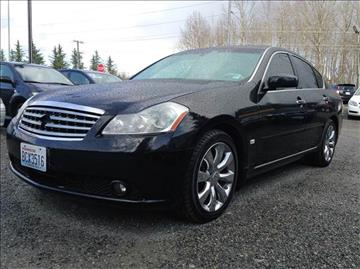 2006 Infiniti M35 for sale in Bothell, WA