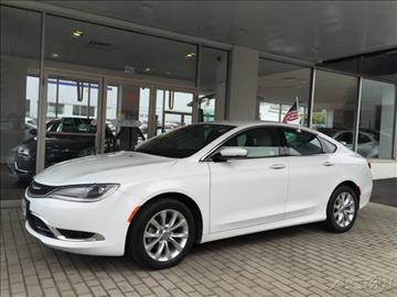2015 Chrysler 200 for sale in Bronx, NY