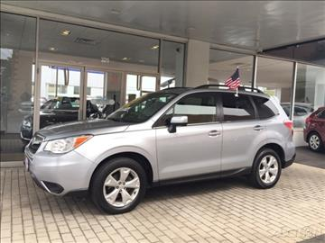 2014 Subaru Forester for sale in Bronx, NY