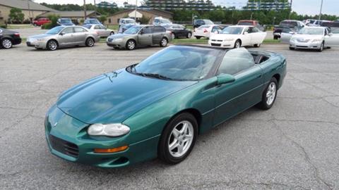 1998 Chevrolet Camaro for sale at Minden Autoplex in Minden LA