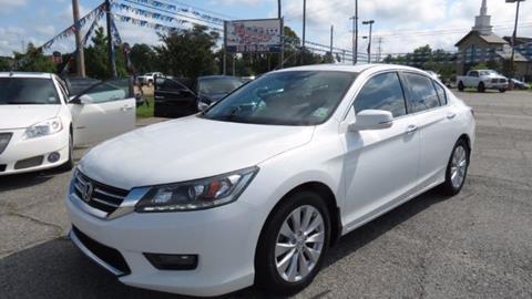 2014 Honda Accord for sale at Minden Autoplex in Minden LA
