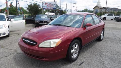 2002 Ford Taurus for sale at Minden Autoplex in Minden LA