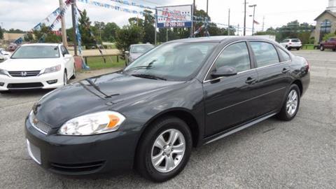 2012 Chevrolet Impala for sale at Minden Autoplex in Minden LA