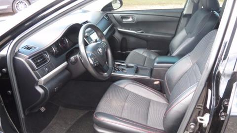 2015 Toyota Camry for sale in Minden, LA