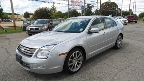 2009 Ford Fusion for sale at Minden Autoplex in Minden LA
