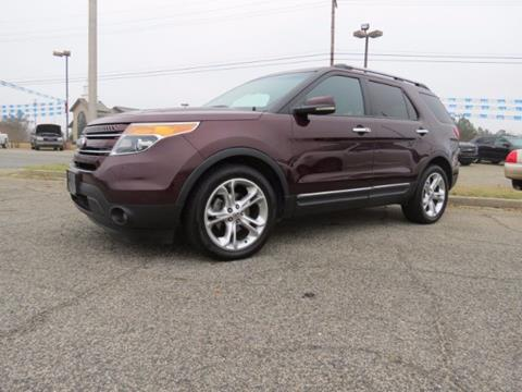 2011 Ford Explorer for sale at Minden Autoplex in Minden LA