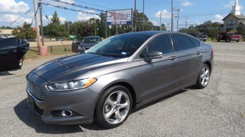 2014 Ford Fusion for sale at Minden Autoplex in Minden LA