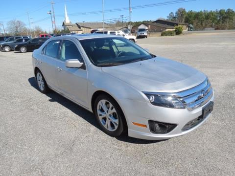 2012 Ford Fusion for sale at Minden Autoplex in Minden LA