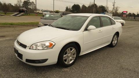 2011 Chevrolet Impala for sale at Minden Autoplex in Minden LA