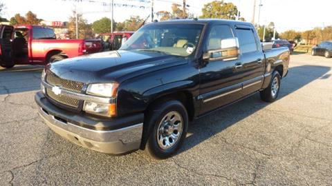 2005 Chevrolet Silverado 1500 for sale at Minden Autoplex in Minden LA