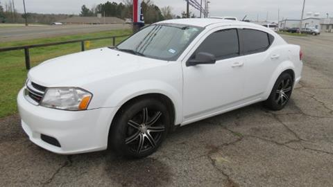 2013 Dodge Avenger for sale at Minden Autoplex in Minden LA