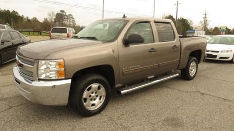 2012 Chevrolet Silverado 1500 for sale at Minden Autoplex in Minden LA