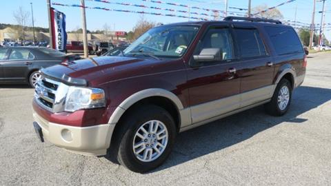 2010 Ford Expedition EL for sale at Minden Autoplex in Minden LA
