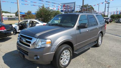 2012 Ford Expedition for sale at Minden Autoplex in Minden LA