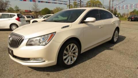 2014 Buick LaCrosse for sale at Minden Autoplex in Minden LA