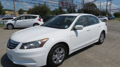 2012 Honda Accord for sale at Minden Autoplex in Minden LA