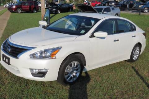 2015 Nissan Altima for sale at Minden Autoplex in Minden LA