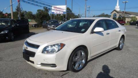 2012 Chevrolet Malibu for sale at Minden Autoplex in Minden LA