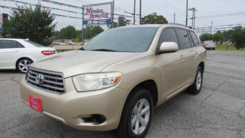 2008 Toyota Highlander for sale at Minden Autoplex in Minden LA