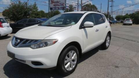 2012 Nissan Murano for sale at Minden Autoplex in Minden LA