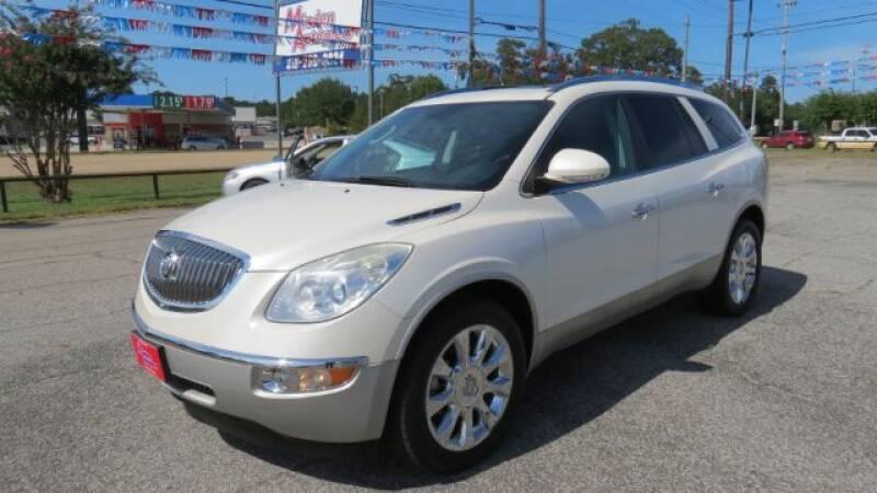 2012 Buick Enclave for sale at Minden Autoplex in Minden LA
