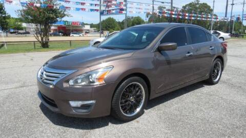 2013 Nissan Altima for sale at Minden Autoplex in Minden LA