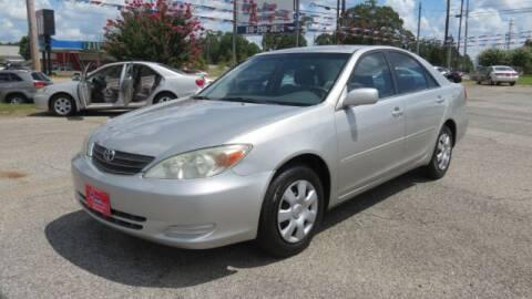 2004 Toyota Camry for sale at Minden Autoplex in Minden LA