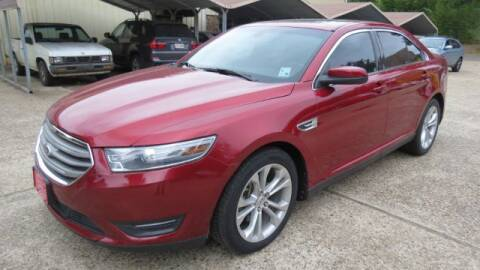 2013 Ford Taurus for sale at Minden Autoplex in Minden LA
