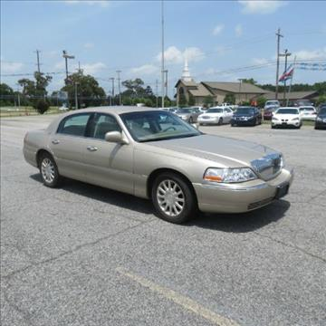 2006 Lincoln Town Car for sale in Minden, LA