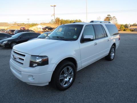 2010 Ford Expedition EL for sale at Minden Autoplex in Minden LA