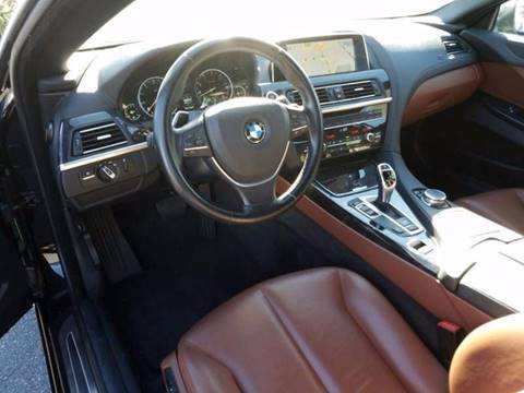 2016 BMW 6 Series for sale in Orange County, CA